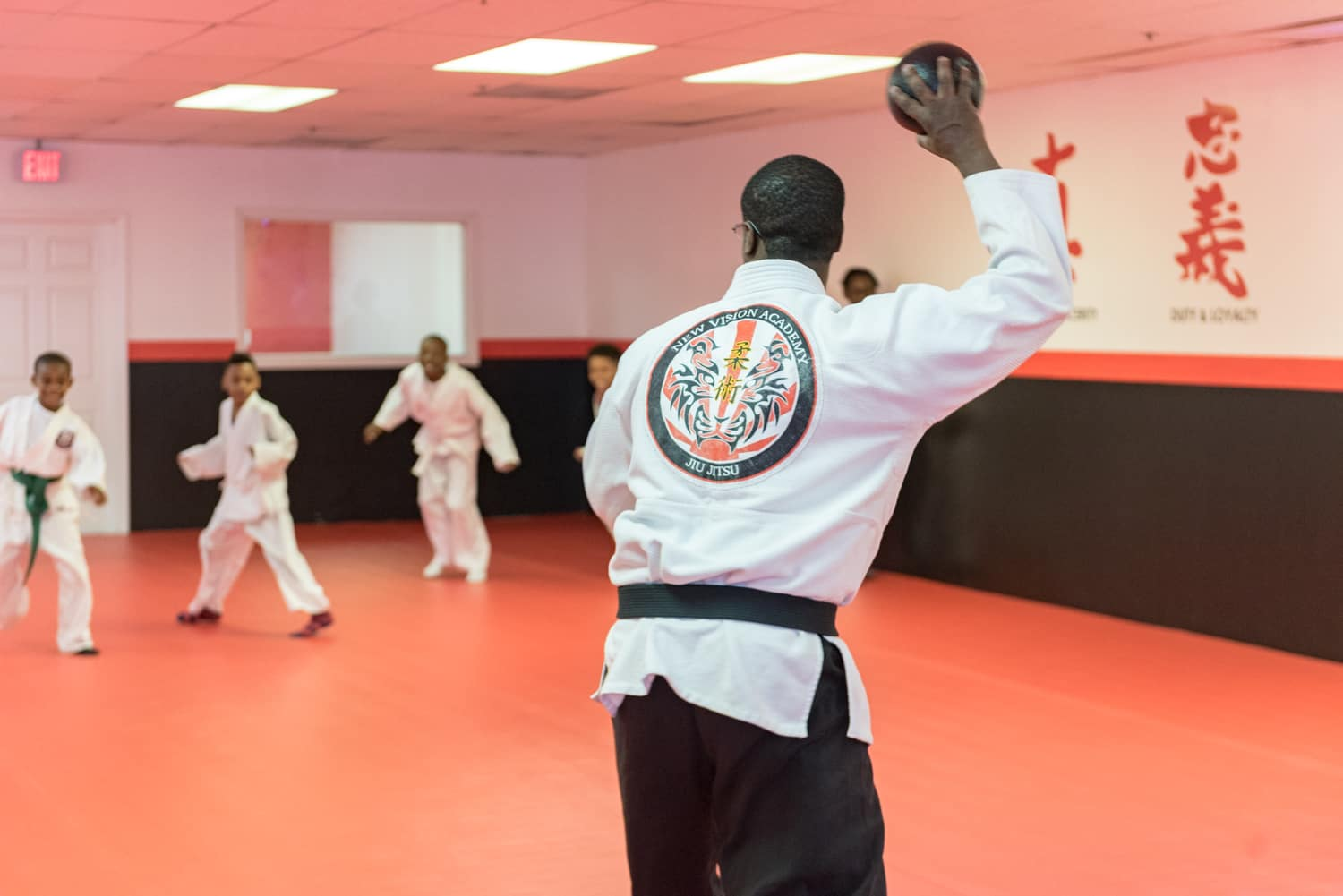 NORWOOD KIDS MARTIAL ARTS